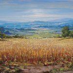 Tarweveld Provence 80 x 120 cm